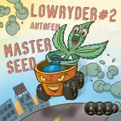 Auto Lowryder#2 feminised (Master-Seed)